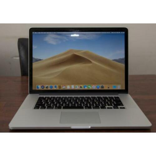 Apple MacBook Pro 15 inch 2013 2GHz 16GB DDR 250GB SSD