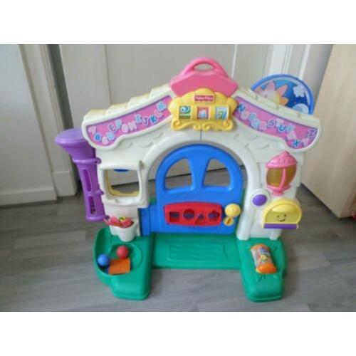 fisher price speeldeur