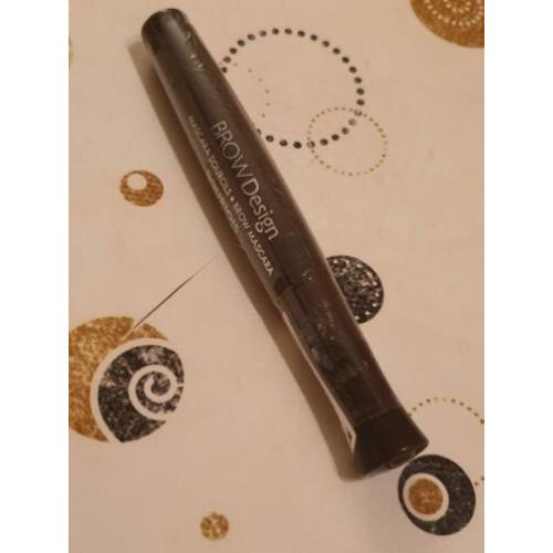 Bourjois Brow Design brow mascara - 04 Brun