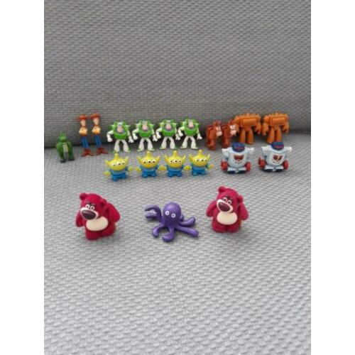 Toy story mini figuur